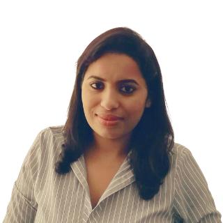 Gagani Jayawardane, Assistant Vice President, Equities, Asia Securities